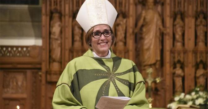 Archbishop Anne Germond: First Anniversary of the Global Coronavirus Pandemic Declaration image