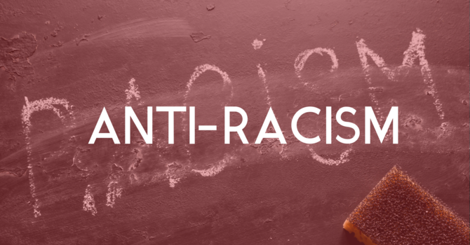New Anti-racism resource section added to website image