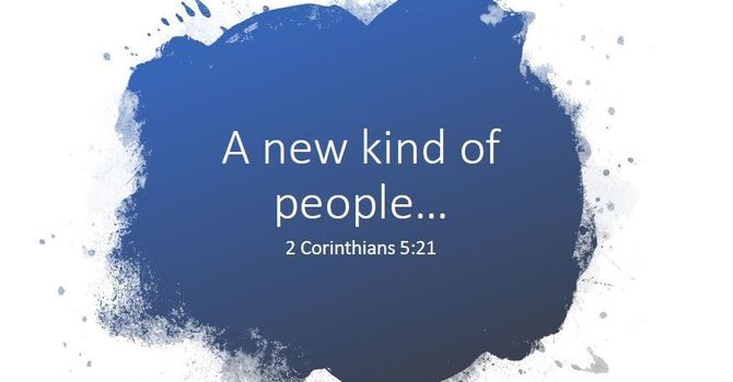A New Kind of People