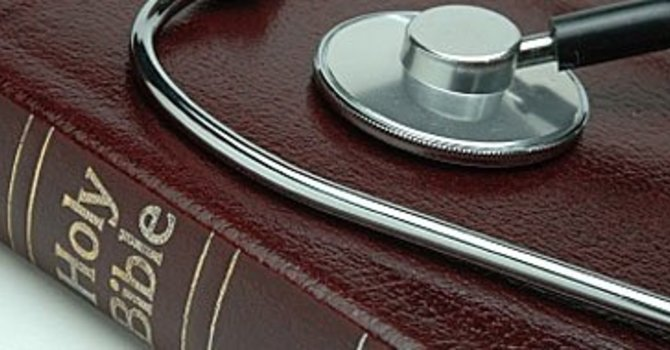You Can Help Start A Regional Parish Nurse Program image