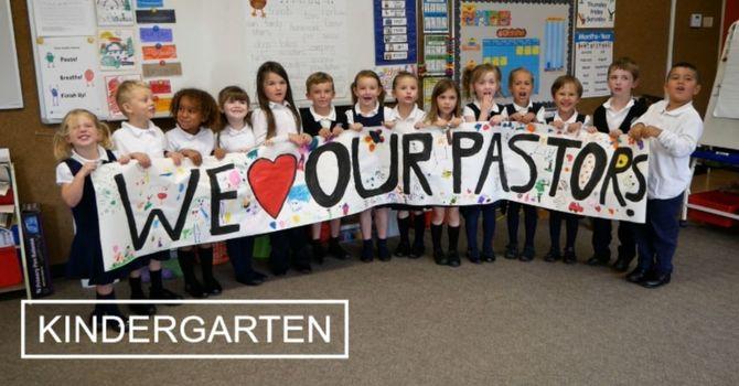 We love our Pastors! image
