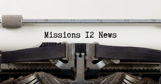Missions 12 Fundraising Update image