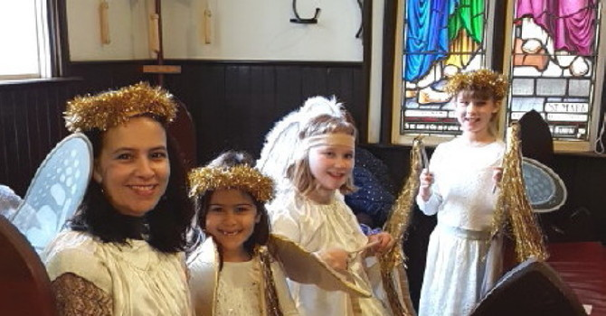 St. Luke's Christmas Pageant Was a Joyful, Musical Treat image