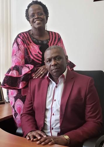 Pastor Vivian & Michelle Yearwood
