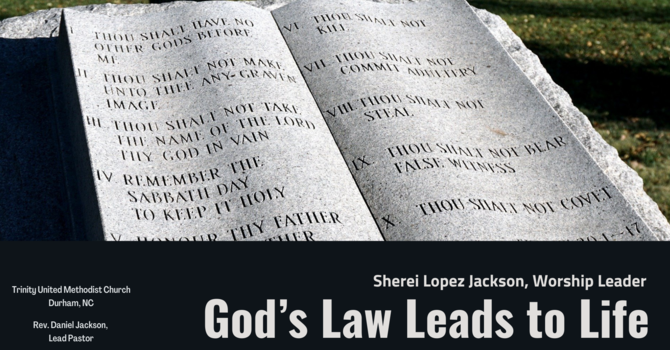 God's law leads to life; boundaries fall in pleasant places