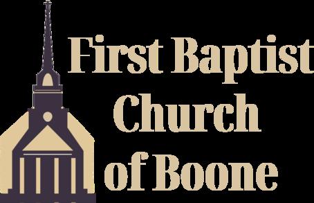 First Baptist Church of Boone, NC, Inc.
