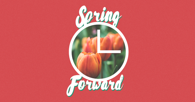 Time to Spring Forward image