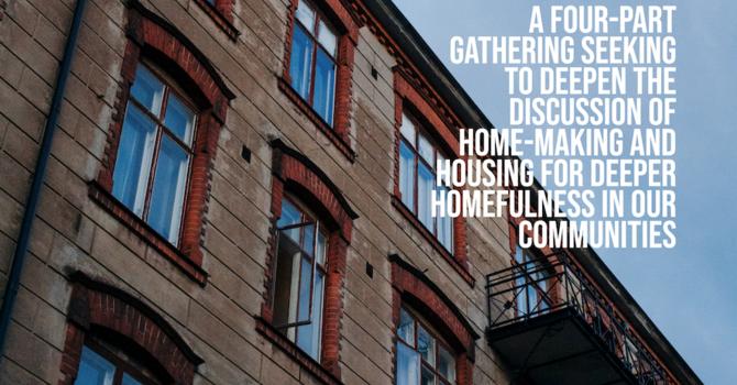BEYOND HOUSING TO HOMEFULNESS: image