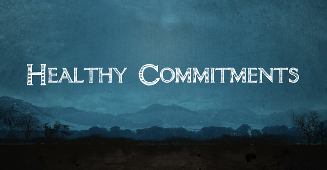 Commit To One Another
