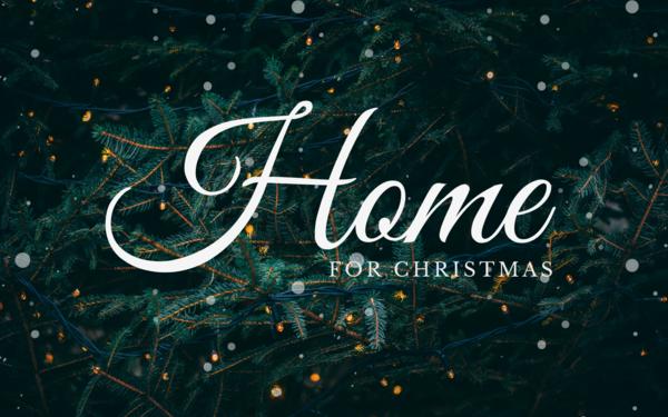 Home For Christmas