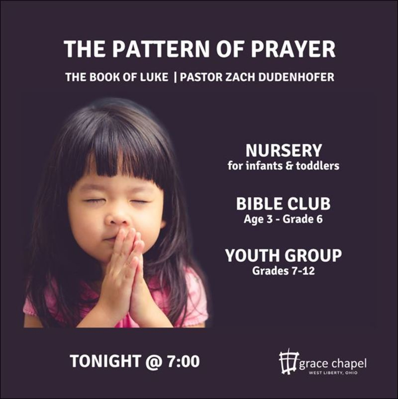 The Pattern of Prayer - Part 3