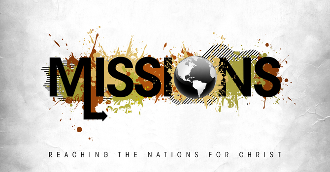 March Missionary of the Month image