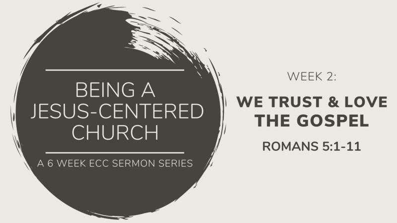 We Trust & Love the Gospel