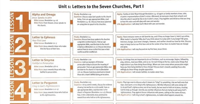 Faith Kids Curriculum image