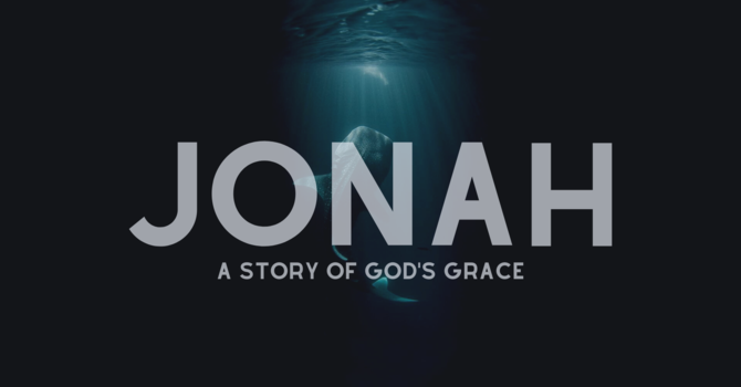 Jonah, The Angry Prophet