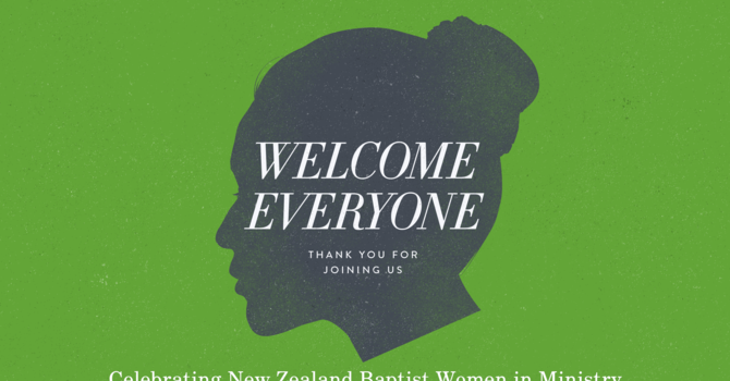 Celebrating NZ Baptist Women in Ministry