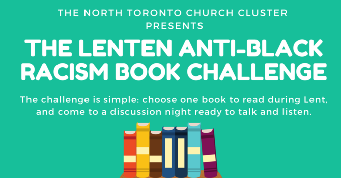 The Anti-Black Racism Book Challenge