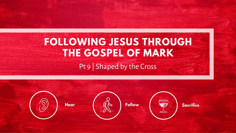 Shaped by the Cross