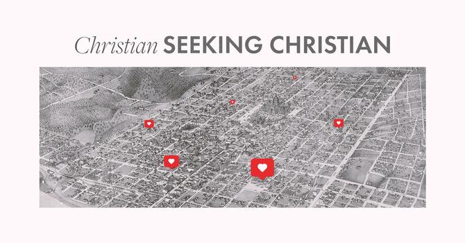 Christian SEEKING CHRISTIAN Part 1
