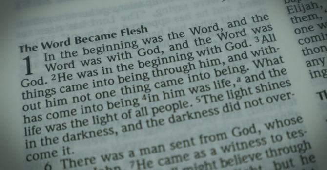 """""""Food That Endures To Eternal Life"""""""