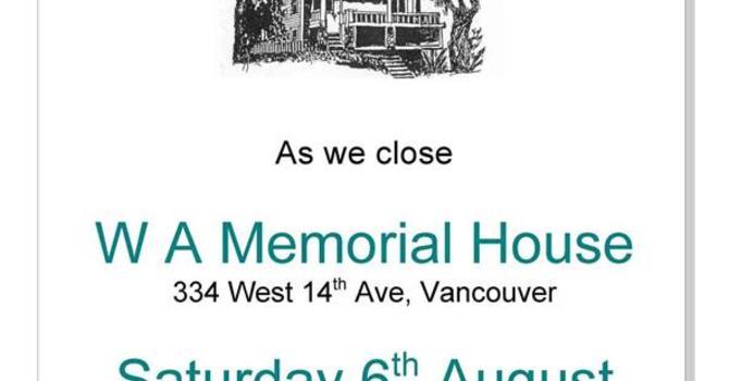 ACW House Garage Sale image