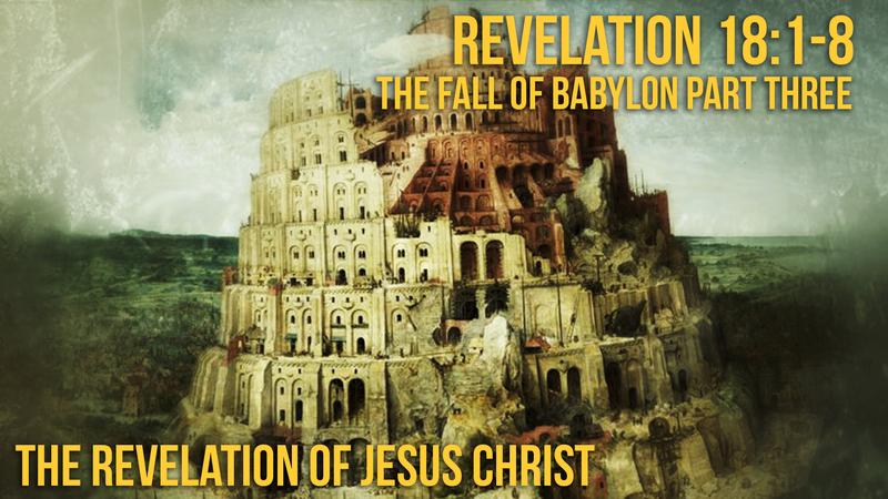 The Fall of Babylon - Part Three