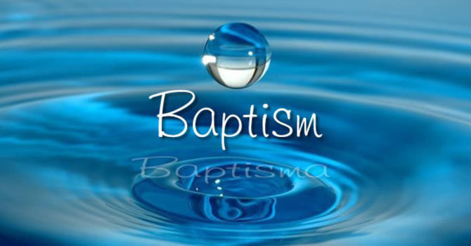 WHY BELIEVERS BAPTISM