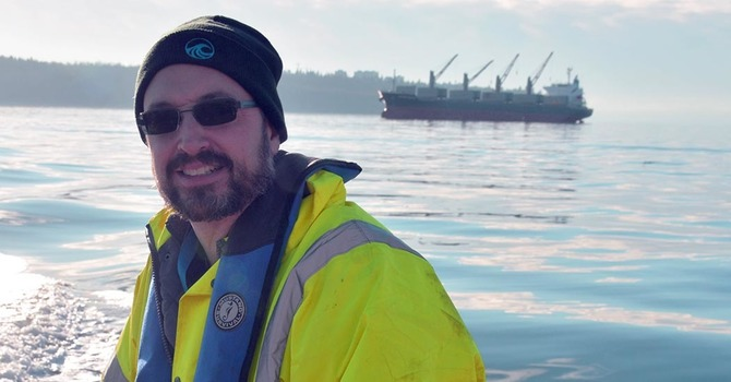 The Mission to Seafarers - Senior Chaplain's Report   image