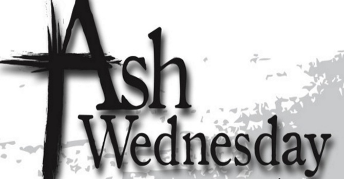 Ash Wednesday Morning Service