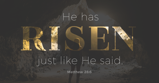 The Compassion of Christ (in light of the Resurrection)