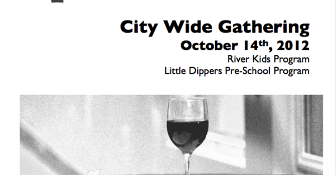 CWG Brochure - October 14th  image