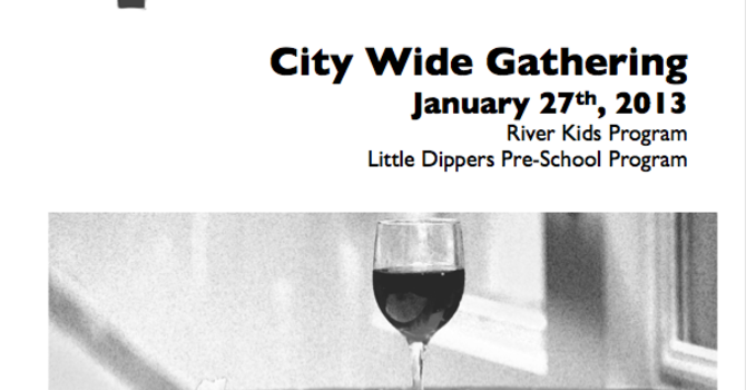 CWG Brochure - Kid's Video January 27th image