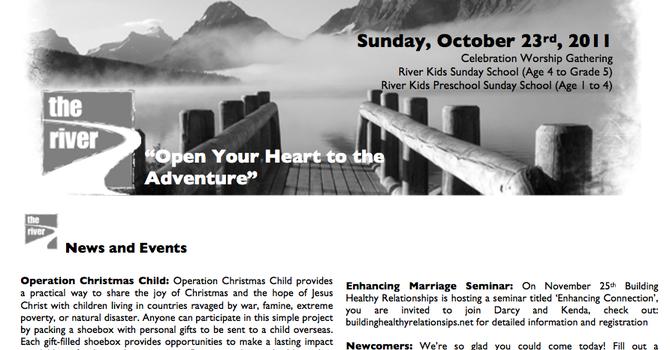 CWG Brochure - October 23rd image