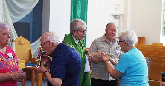 Diocesan Annual Retirees BBQ