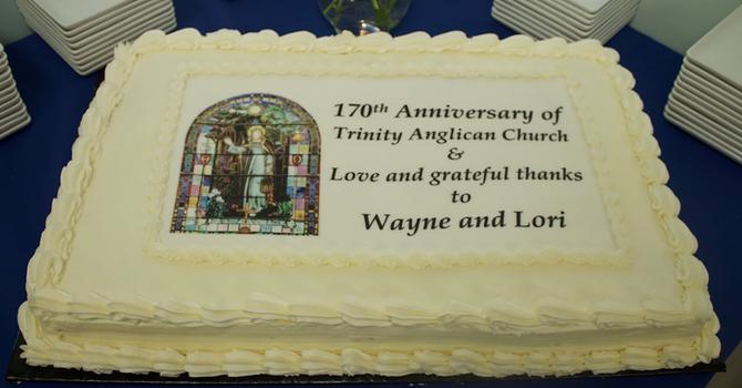 Trinity St. James – 170th anniversary