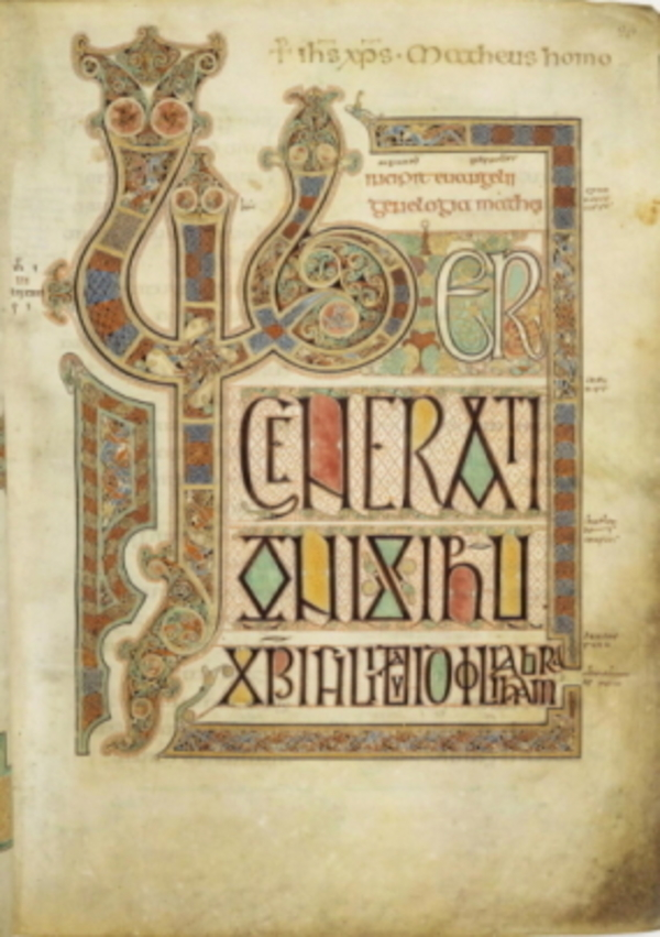 Illuminating the Middle Ages