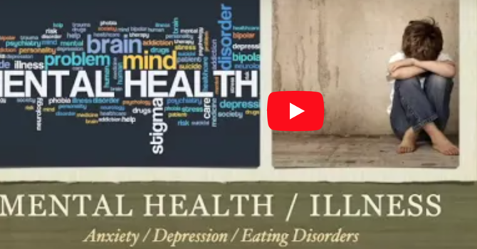 Is Your Church a Safe Place for People with Mental Illness?