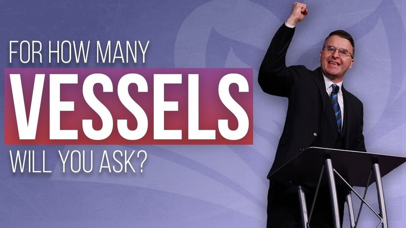 For How Many Vessels Will You Ask?   Joseph Sangl