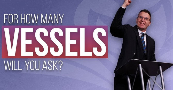 For How Many Vessels Will You Ask? | Joseph Sangl