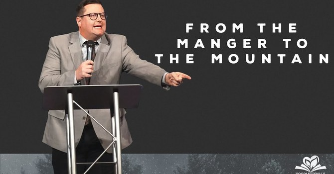 From the Manger to the Mountain | Billy Haley