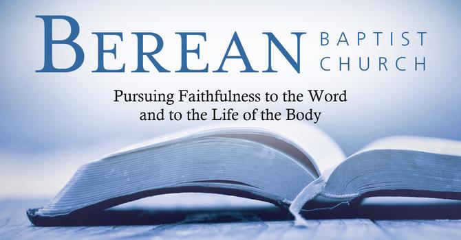 Sunday Evening Service -When God is Unfair