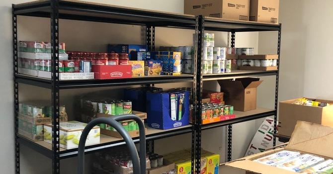 Food Closet Distribution