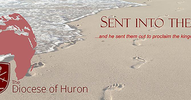Sent into the world: Huron Synod 2019 image