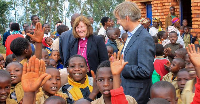 Bishop Jane's Farewell Service
