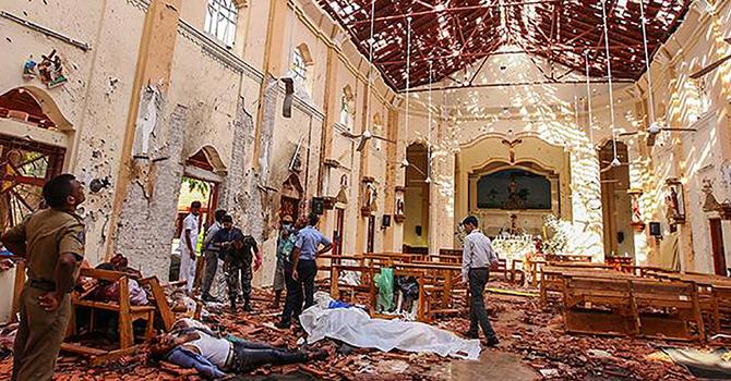 Bishop Linda on Sri Lanka Easter attacks: We will not return hate for violence image