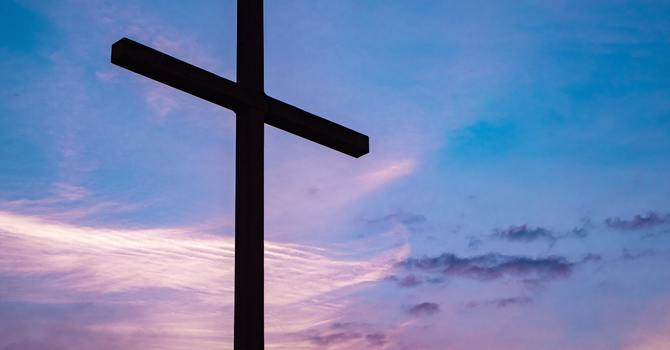 Reflecting on the Cross through music image