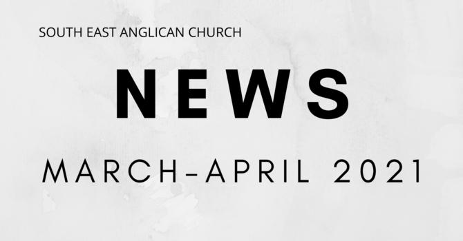 March - April 21 Parish Newsletter image