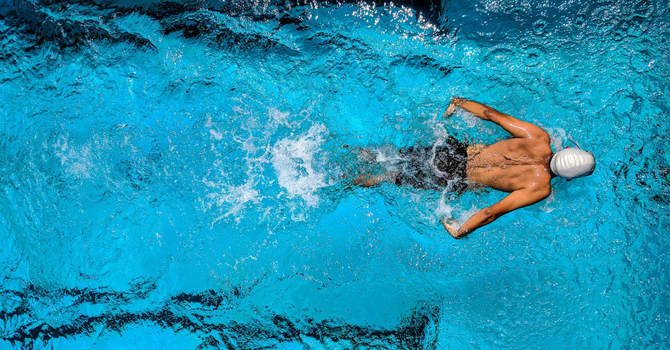 Gr. 6 Swimming