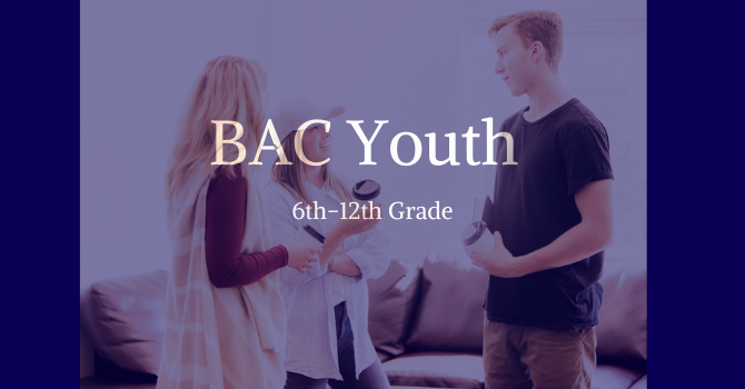 BAC Youth Ministry