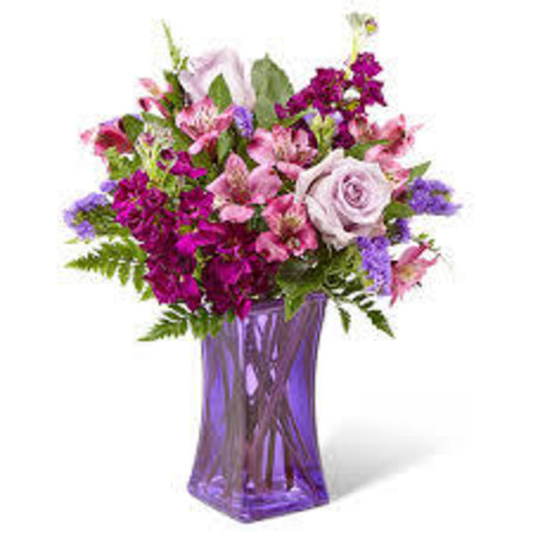 This week's flowers are given by: